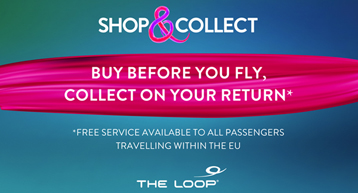 shop and collect shopping service banner