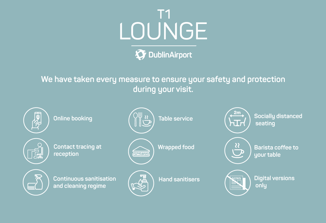 The Lounge COVID-19 Safety Measures